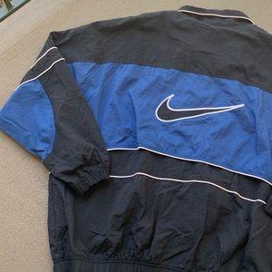 Vtg 90s White Tag Nike Up Windbreaker Jacket